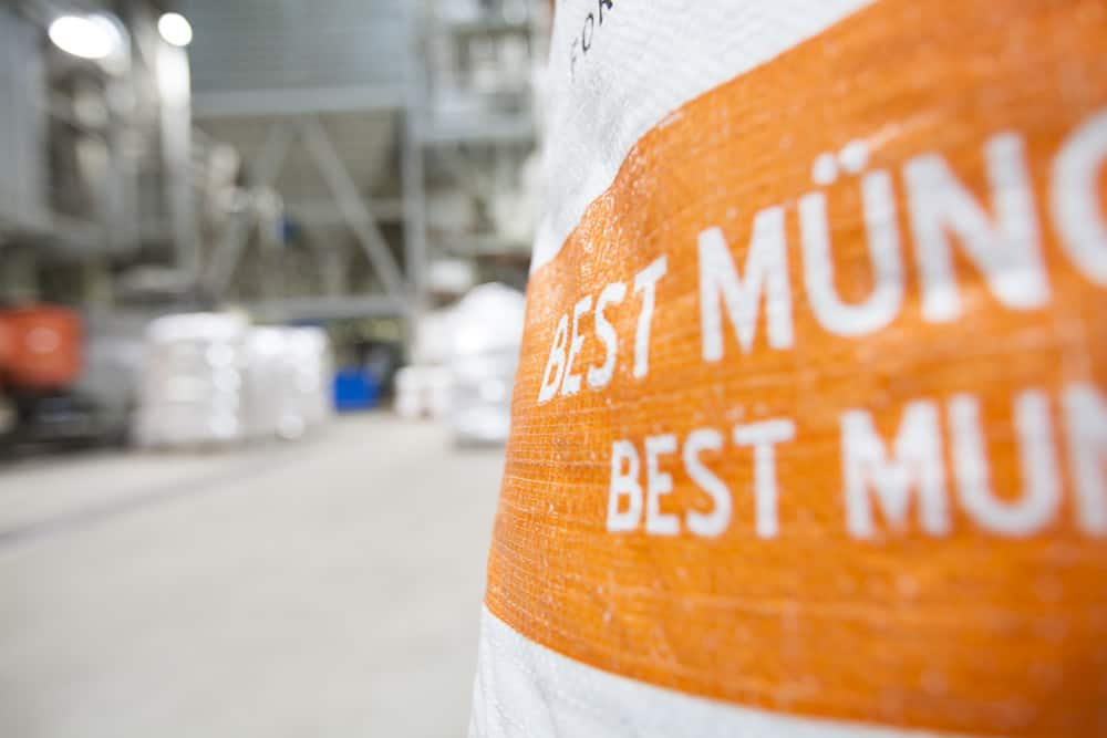 Bag of Best munich brewing malt