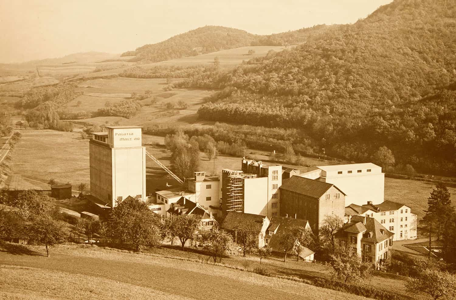 kreimbach malting house germany