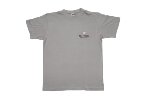 Basic T-Shirt grey men